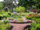 Domaine Joly-De Lotbinière, le jardin des sens