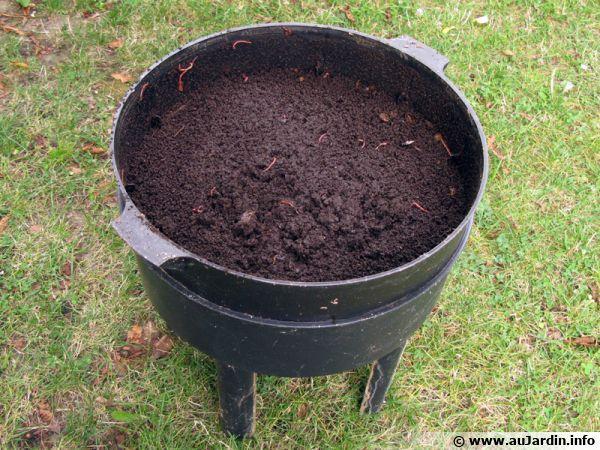 Le lombricompostage fait de plus en plus d'adeptes parmi les citadins pour recycler ses déchets végétaux