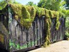 Luc ÉCHILLEY, Le jardin-Container