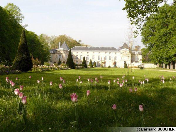 Le parc du ch teau de malmaison 92 for Entretien jardin rueil malmaison