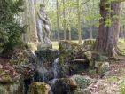 Le parc du château de Malmaison