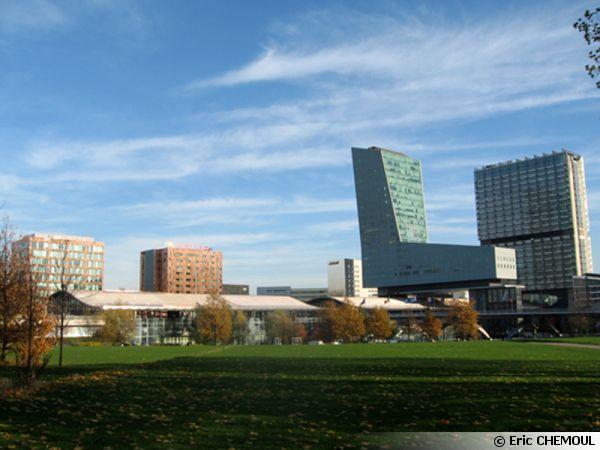 Le parc Matisse de Lille
