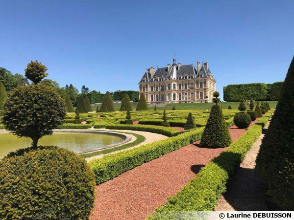 Le parc de Sceaux et son château