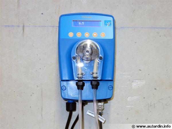 Les outils d'analyse de l'eau de la piscine
