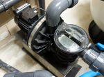 La pompe de filtration de piscine