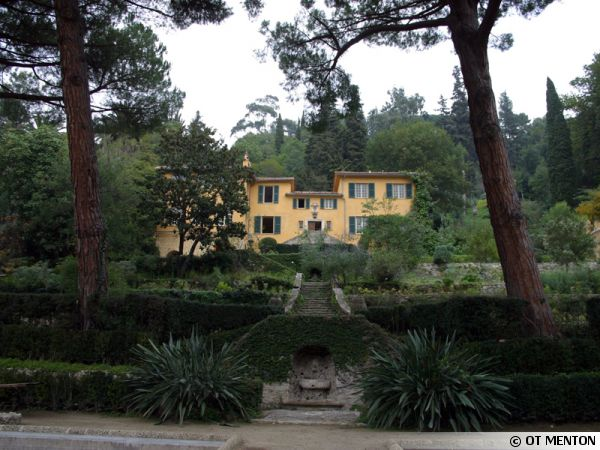 Serre de la madone: Jardin Remarquable et Monument Historique (06)