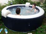Quel traitement choisir pour l'eau d'un spa gonflable?