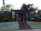 Entrée du jardin botanique de l'Orotava à Tenerife