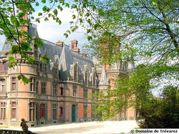 Chateau du Domaine de Trévarez