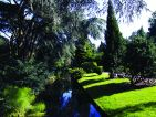 L'arboretum de Trompenburg en Hollande, vue 1