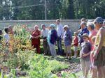 Suite de l'interview de Xavier Riffet, Consultant Horticole pour L'Herboretum de Saint-Ay