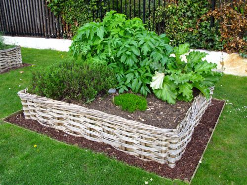 Le potager en carr s pour d marrer for Amenagement jardin carre