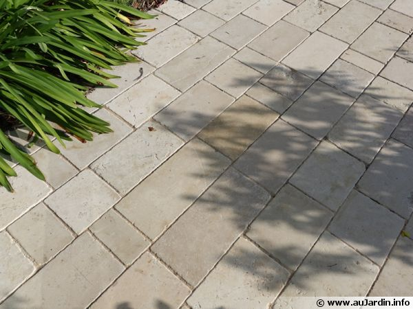 Le carrelage ext rieur for Pierre naturelle terrasse exterieur