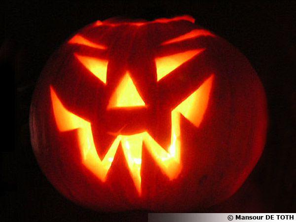Pr parez votre citrouille pour halloween - Decoration citrouille pour halloween ...