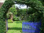 Le jardin de la Bergeraie à Crozant (23)