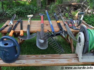 Les bases du jardinage - Herramientas de jardineria 94 ...