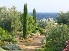 Parc de Saleccia, vue mer