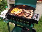 Cuisinez à la plancha au gaz