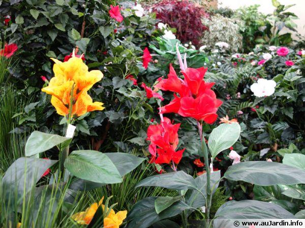 Plantes et fleurs artificielles plus vraies que nature !