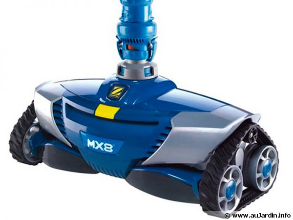 Le robot de piscine for Petit robot piscine