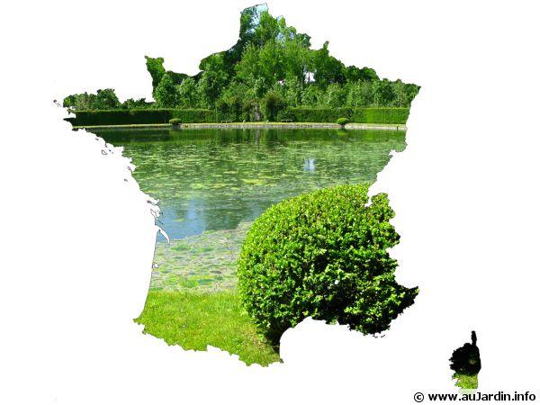 Annuaire des jardins de France