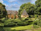 Les jardin du Manoir d'Eyrignac, manoir d'Eyrignac