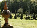 Jardins du Manoir d'Eyrignac, la pépinière
