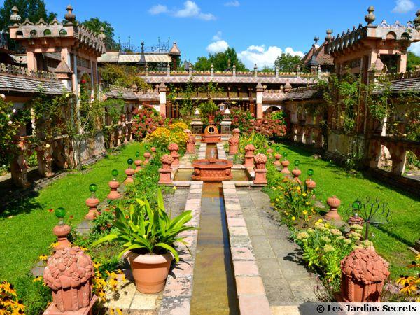 Le jardin Andalou