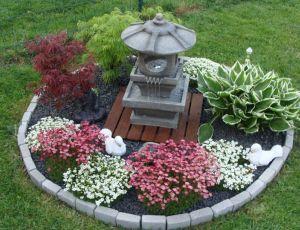 J'adore mon jardin :) par LUCIE