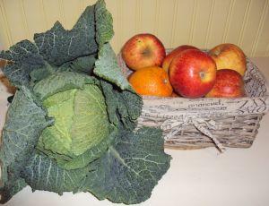 Mangez des fruits et legumes ! par JULES VERNE