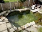 2e place, Allemagne – La Baignade Ecologique recouverte de calcaire lacustre