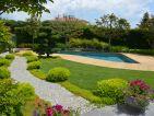 3e place, Turquie – Living-Pool avec terrasse en bois aux formes arrondies