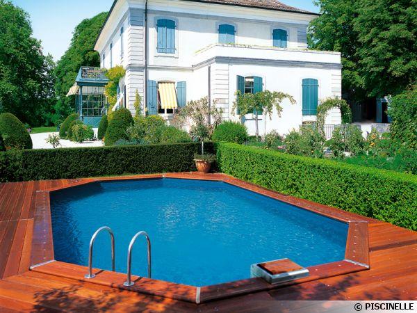 Une haie autour de la piscine - De la piscine au jardin ...