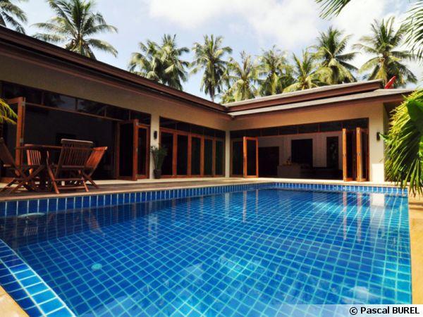 La piscine de Pascal BUREL