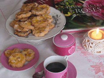 Biscuits fleuris de Dame Floradiane