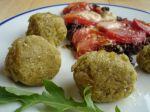 Boulette à l'aubergine (recette végétarienne)