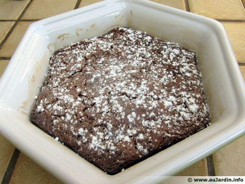 Brownie Choco-Noix