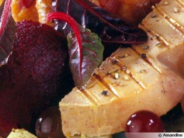 Cabillaud au foie gras