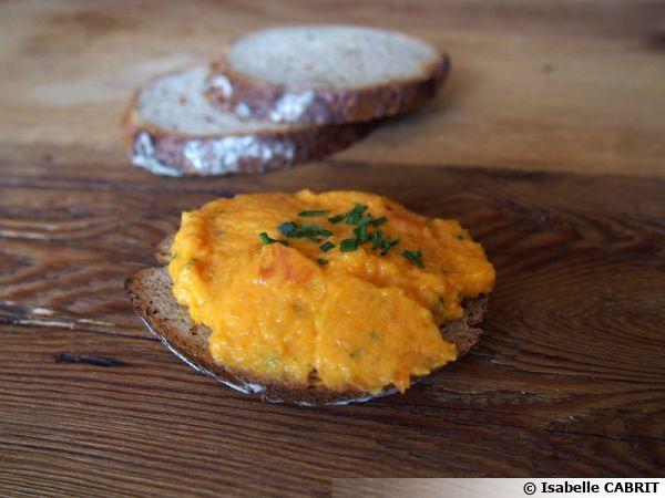 Caviar de carottes au cumin
