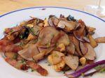 Chou rave au wok