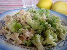 Chou Romanesco et crêtes de coq au zeste de citron