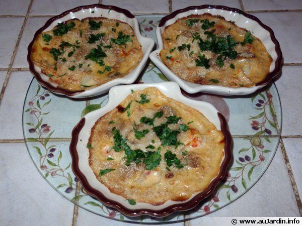 Coquilles st jacques recette de cuisine - Recette coquille saint jacques au four ...