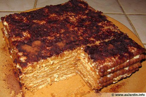 Gâteau De Famille Recette De Cuisine
