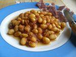 Haricots coco aux épices