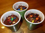 Mug cake M&M's et Nutella