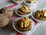 Petites gourmandises aux figues et aux noix