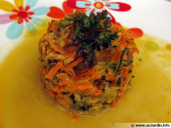 Petits r p s de l gumes recette de cuisine - Recette de cuisine simple avec des legumes ...
