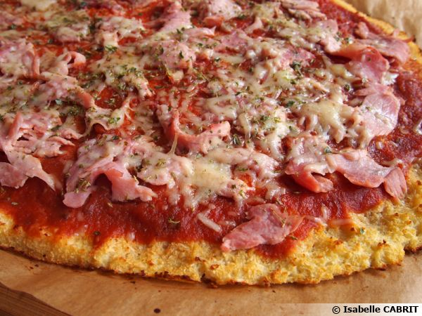 2 recettes de pizza maison faciles et light ! (adaptées WW)