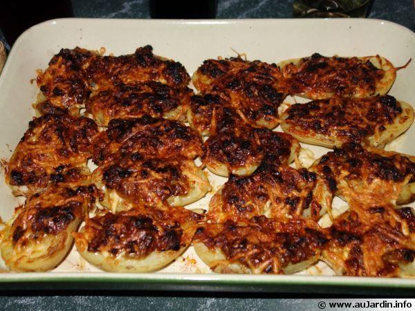 Pommes de Terre aux échalotes confites
