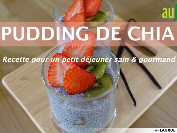 Pudding de chia